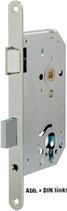 Einsteckschloss MSL Casa Beta 1123, Rundstulp 20x230 mm, Nuss 9 mm, RZ mit Wechsel