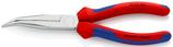 Flachrundzange abgekröpft KNIPEX 2625 / 200 mm