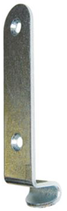 Kloben 100x25 mm, gekröpft, zu Kistenverschluss