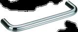 Möbelgriff ø 8 mm, Serie 1002, Stahl poliert verchromt