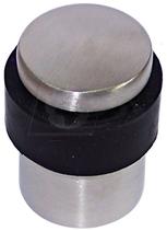 Boden-Türpuffer ø 35 mm, Höhe 40 mm, Edelstahl