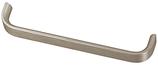 Möbelgriff, Serie 2203, Aluminium edelstahlfinish