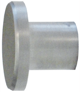 Möbelknopf Edelstahl, ø 25 mm