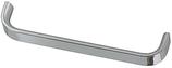 Möbelgriff, Serie 2203, Aluminium poliert verchromt
