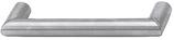 Möbelgriff ø 12 mm, Serie 1390.2, Edelstahl matt