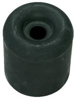 Türpuffer Gummi schwarz