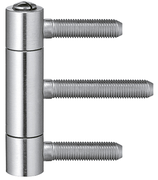 Einbohrband Baka, 3-teilig, Rollen-ø 20 mm
