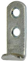 Kloben 32x12 mm, gerade, zu Kistenverschluss