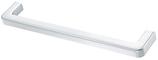 Möbelgriff Profil 12x12 mm, Serie 2221, Zink poliert verchromt