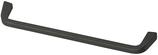 Möbelgriff, Serie 2208, Zamak graphitgrau, Lochabstand 160 mm