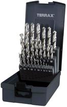 Spiralbohrersatz HSS-G, ø 1-13 mm x 0,5 mm steigend, in Kunststoffkassette