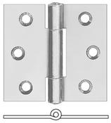 Scharnier breite Form, 100x103 mm