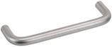 Möbelgriff ø 8 mm, Serie 1022, Edelstahl matt