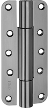 Paumellenband GLUTZ STN16156FB, Edelstahl, Lappen 160x25 mm