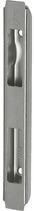 Kappenschliessblech B-1160.531, Grösse 160x20x14 mm, Edelstahl