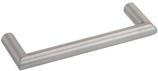 Möbelgriff ø 10 mm, Serie 1387.0, Edelstahl matt