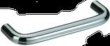 Möbelgriff ø 10 mm, Serie 1034, Stahl poliert verchromt