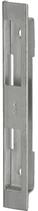 Kappenschliessblech B-1001.531, Grösse 140x18x12 mm, verzinkt