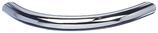 Möbelgriff ø 10 mm, Serie 1223, Stahl poliert verchromt