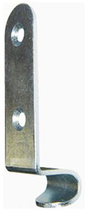 Kloben 64x20 mm, gekröpft, zu Kistenverschluss