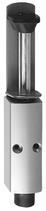 Türfeststeller Aluminium, Hub 60 mm