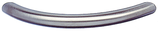 Möbelgriff ø 10 mm, Serie 1223, Stahl edelstahlfinish