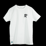"""Rhoihesse-Shirt """"R für Kenner""""      -weiß-"""