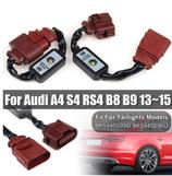 2 x Semi Dynamische Blinker Modul für Rückleuchten Laufblinker für Audi A4/S4/RS4 B9