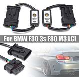 2 x Semi Dynamische Blinker Modul für Rückleuchten Laufblinker für BMW F30 3s F80 M3 LCI
