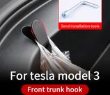 Tesla Model 3 Front Bag Halter