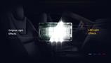 Tesla LED Innenraum Beleuchtung