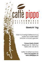 Caffè Pippo Espresso 1Kg
