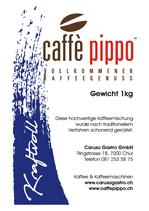 Caffè Pippo Kraftvoll 1 Kg
