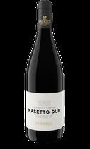 """2017 er Masetto """"Due"""" Cuvee rosso"""