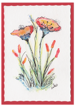 Grußkarte handmade 7