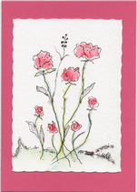 Grußkarte handmade  23