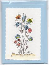 Grußkarte handmade 26