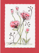Grußkarte Handmade 22