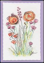 Grußkarte handmade 12