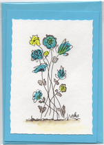 Grußkarte Handmade  21