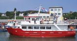 ab Sassnitz/Rügen Ostsee bis max. 50 Personen (Corona bedingt max. auf Anfrage) (Einzelfahrt Mo.-Fr.) -  Aufpreis auf unseren Basispreis Seebestattungen 1295.- €+