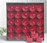 Kerzen/Teelichter/Blockkerzen