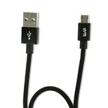 Micro-USB Kabel schwarz