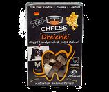 Dreierlei Käsesnacks