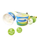 Frozen Joghurt mit Apfel & Banane 90ml (bio)