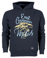 "Hoody ""East German Motors - Trabi MB"""