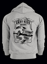 "Zip-Hoody ""Eastside Motors 601"""