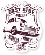 "Sticker ""Eastside Motors 601"""