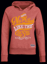 "Lady-Hoody ""There´s no School like the Oldschool"""