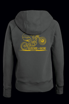 "Lady-Hoody ""2 Stroke Oldschool Racing"""